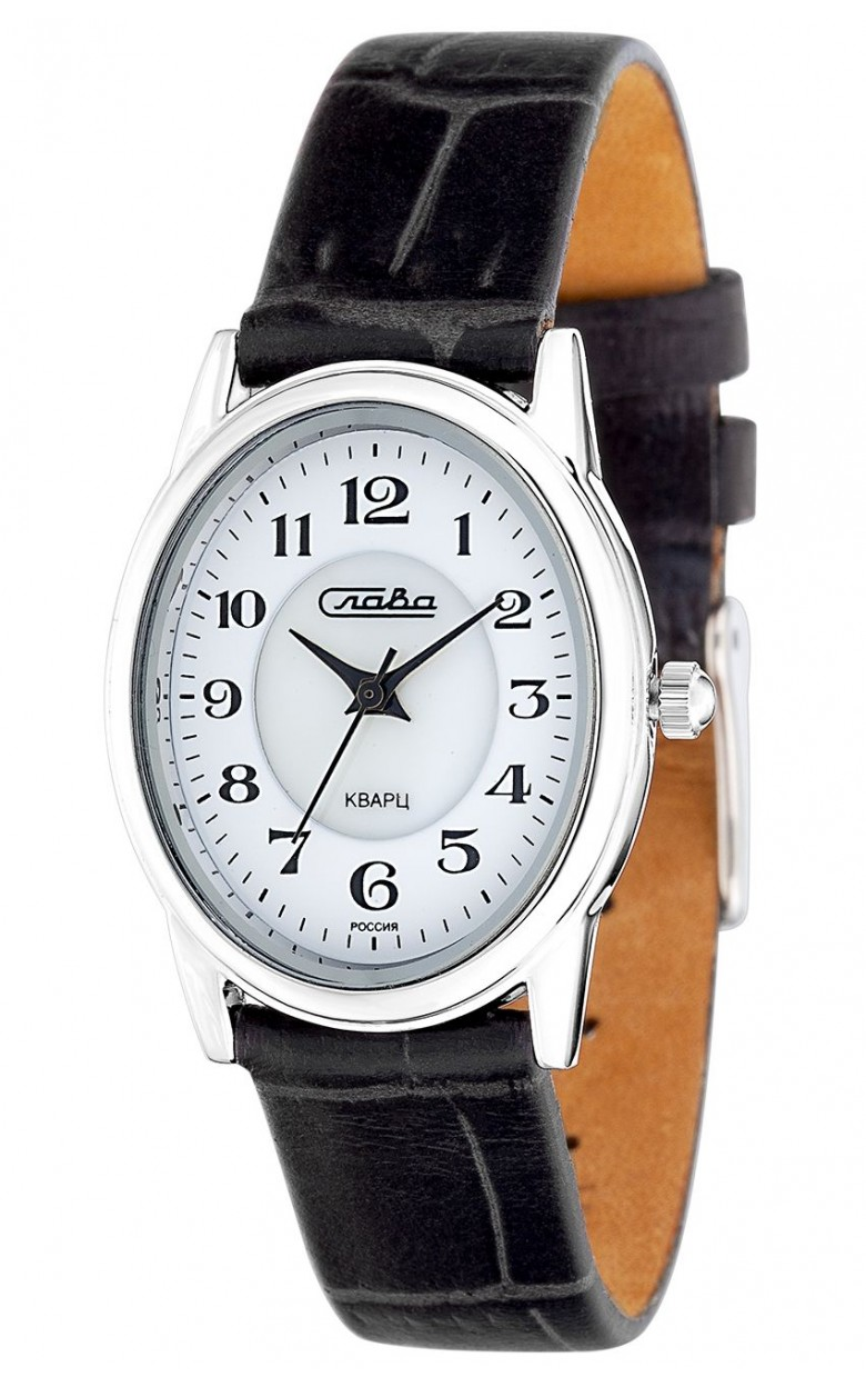 6211474/2035 российские кварцевые наручные часы Слава