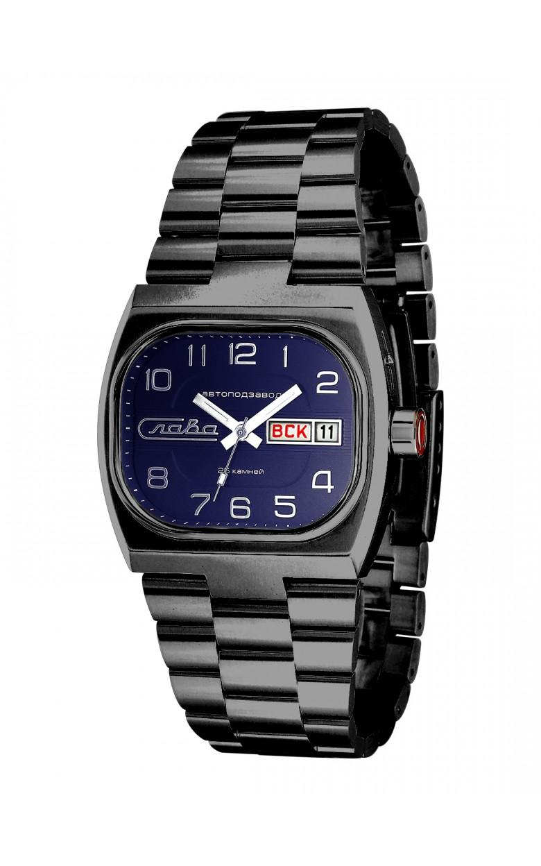7624023/100-2427 Российские механические наручные часы Слава