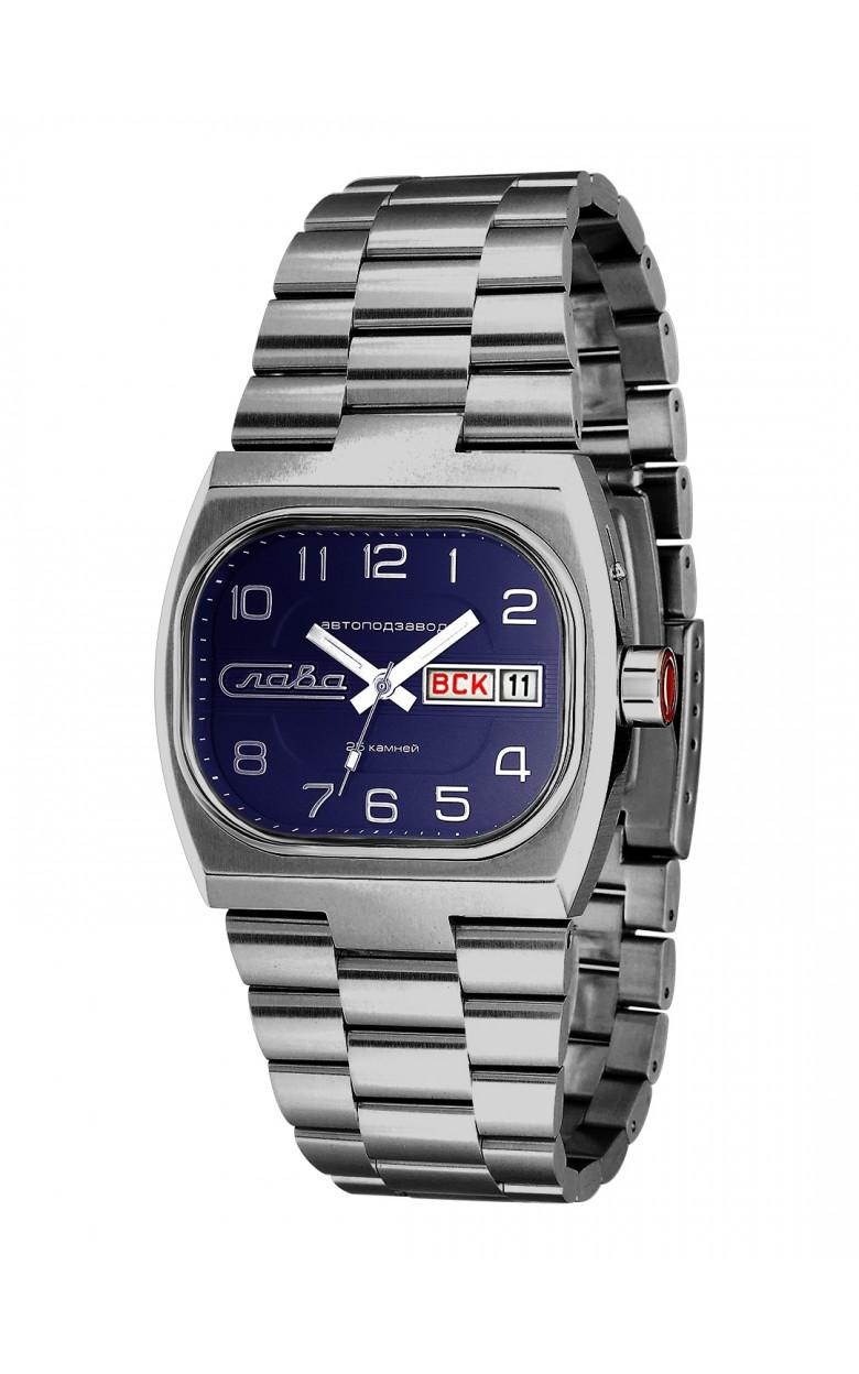 7626023/100-2427 Российские механические наручные часы Слава