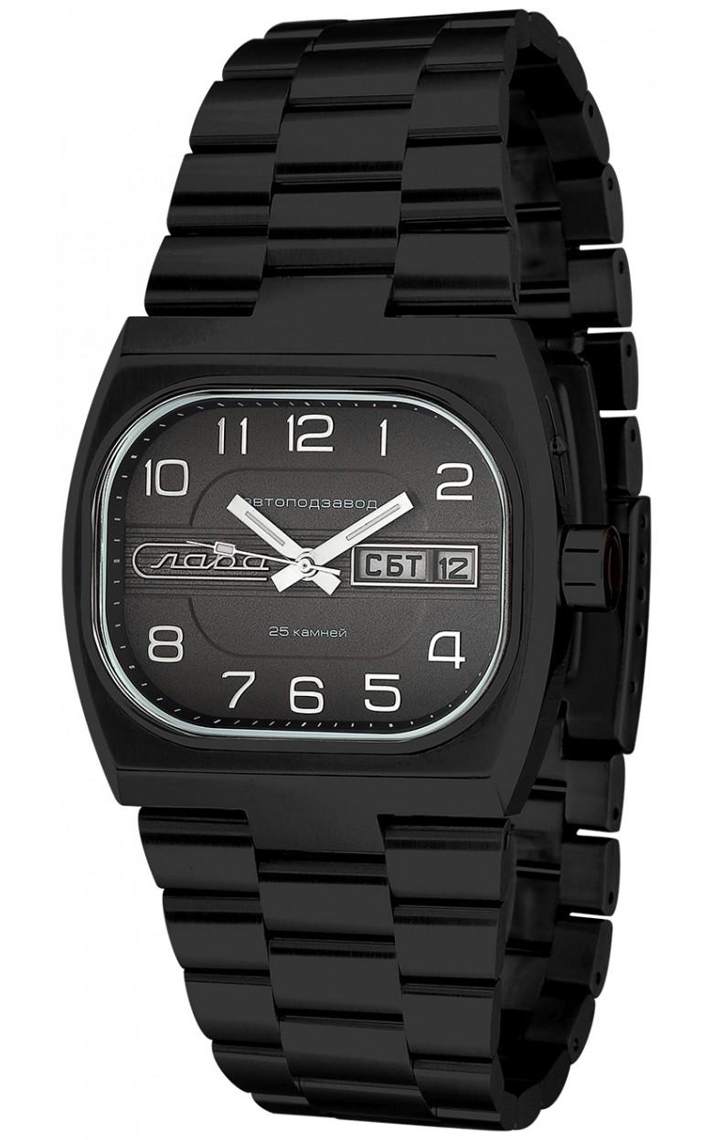7624024/100-2427 Российские механические наручные часы Слава