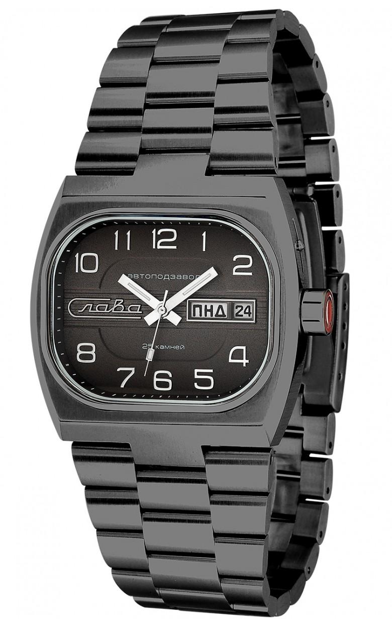 7626024/100-2427 Российские механические наручные часы Слава