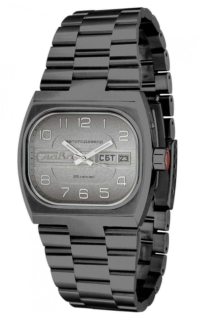 7626025/100-2427 Российские механические наручные часы Слава