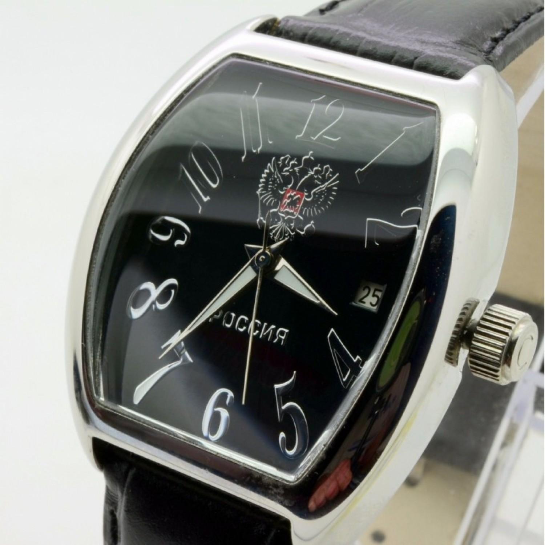 8031689/300-2414 российские мужские механические наручные часы Слава