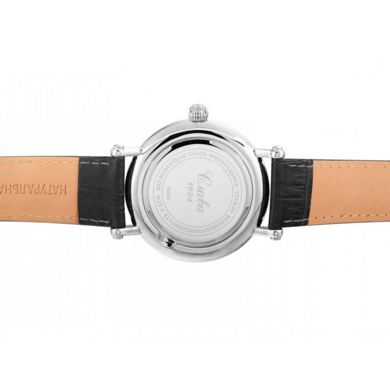 8091103/300-2409 российские мужские механические наручные часы Слава