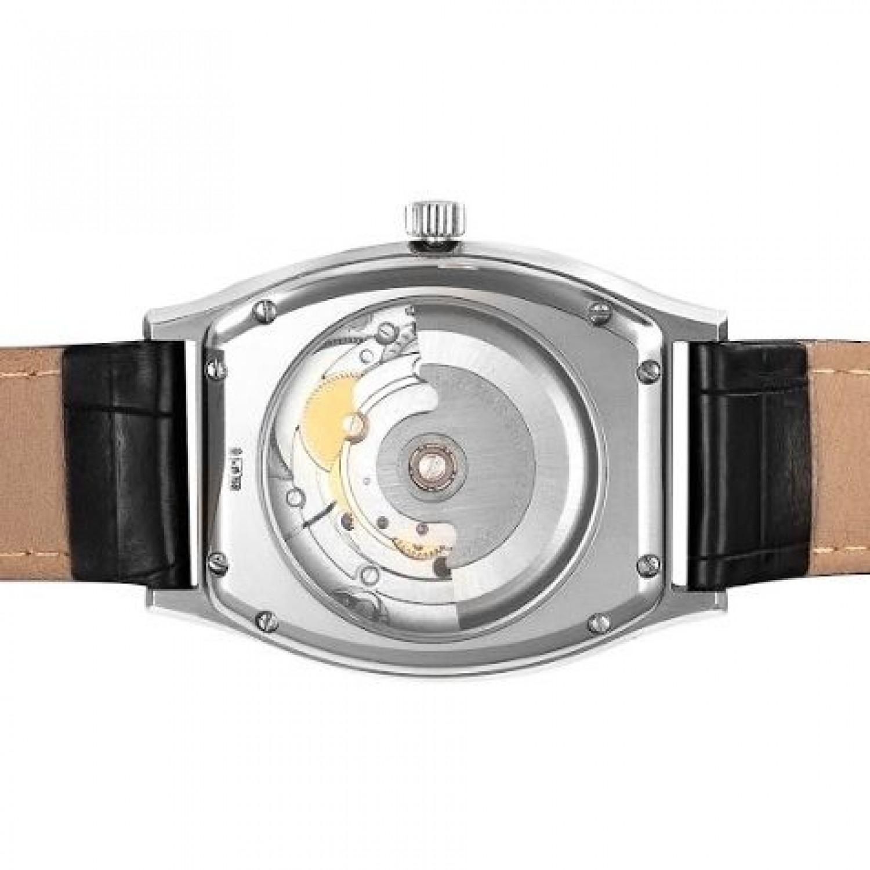 С552/2824-46,25 российские золотые мужские механические наручные часы Слава  С552/2824-46,25