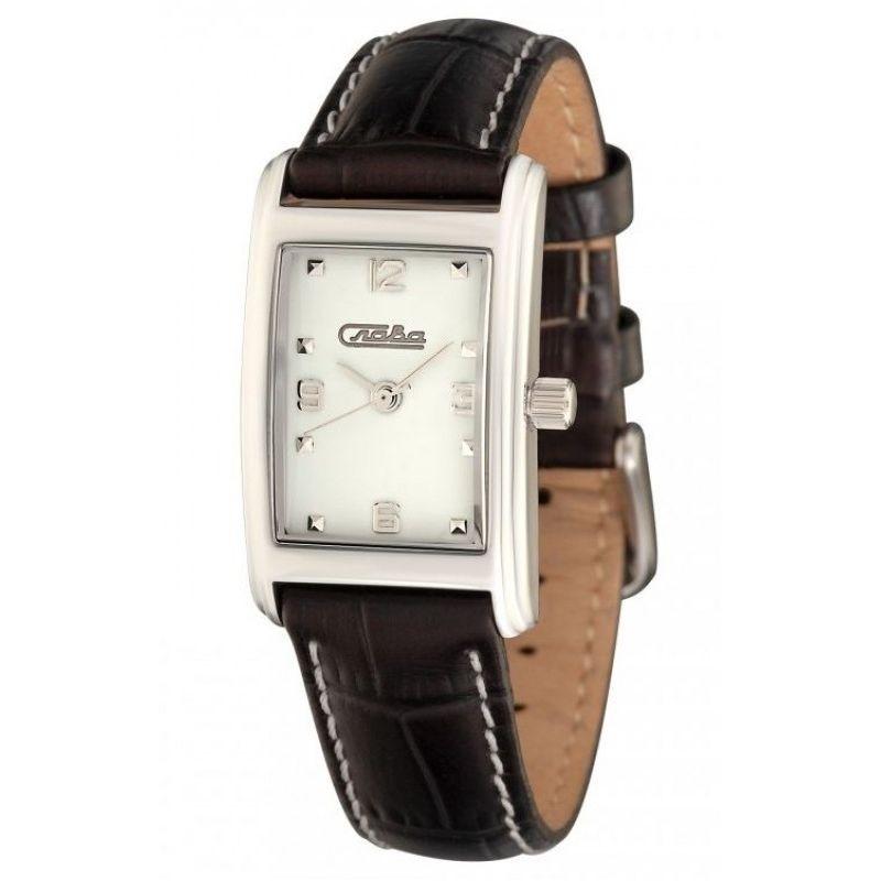 0261647/2035 российские кварцевые наручные часы Слава