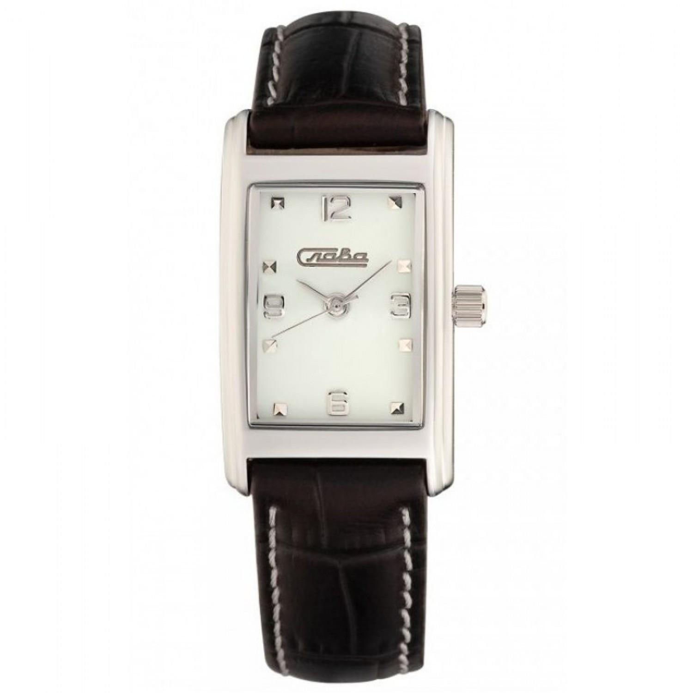 0261647/2035 российские женские кварцевые часы Слава