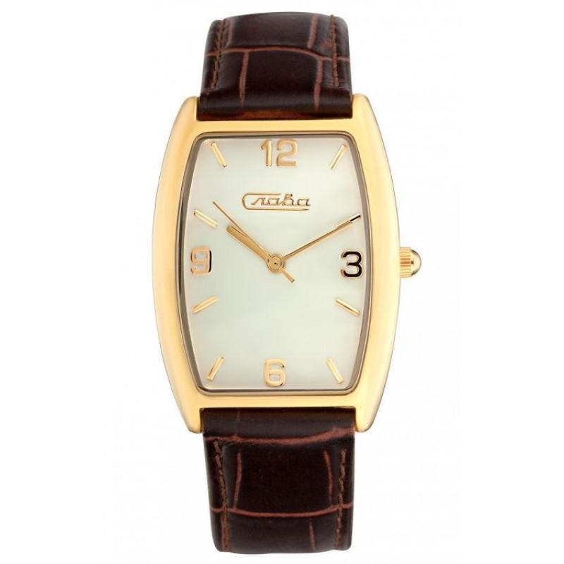 0319651/2035 российские кварцевые наручные часы Слава для женщин  0319651/2035