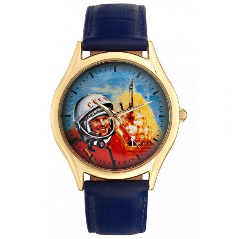 1119543/2035 российские универсальные кварцевые наручные часы Слава