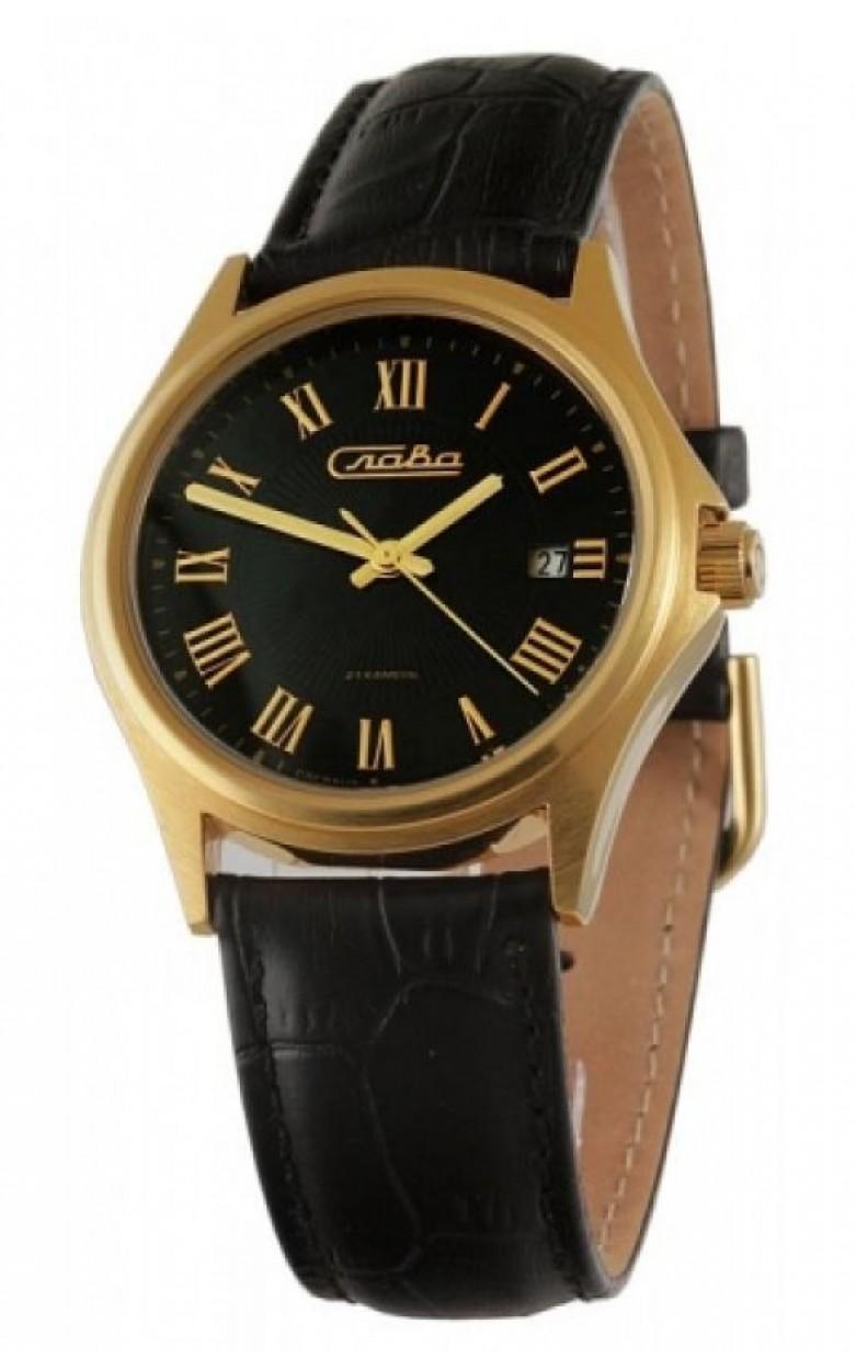 """1169327/300-2414 российские механические наручные часы Слава """"Традиция"""" для мужчин  1169327/300-2414"""