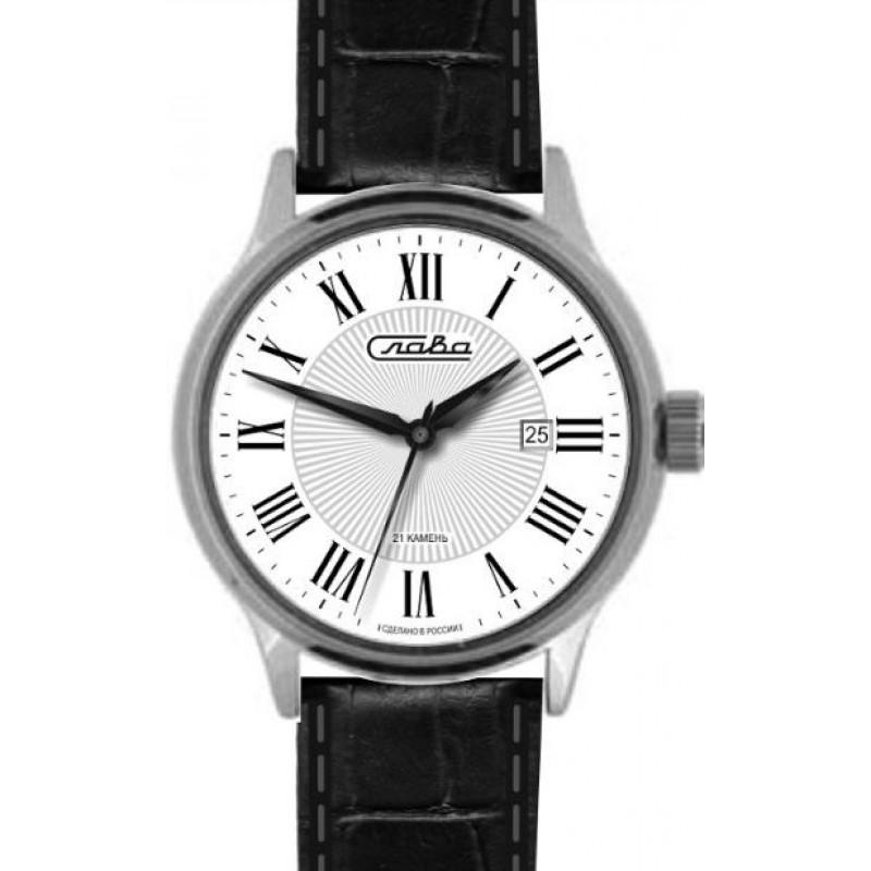 1171341/300-2414 российские мужские механические наручные часы Слава