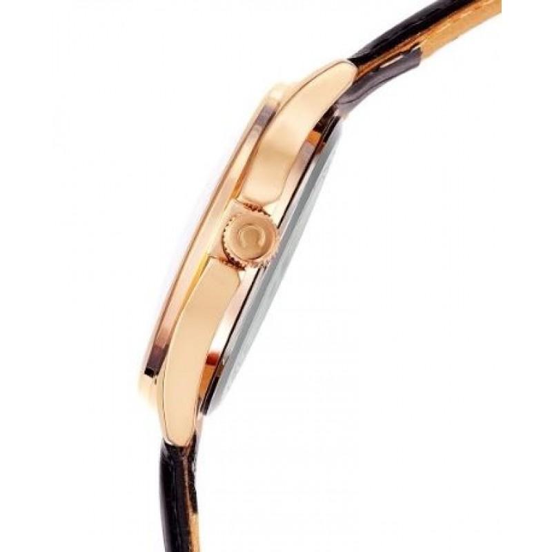 """1253792/2115-300 российские кварцевые наручные часы Слава """"Премьер"""" для мужчин логотип Герб РФ  1253792/2115-300"""