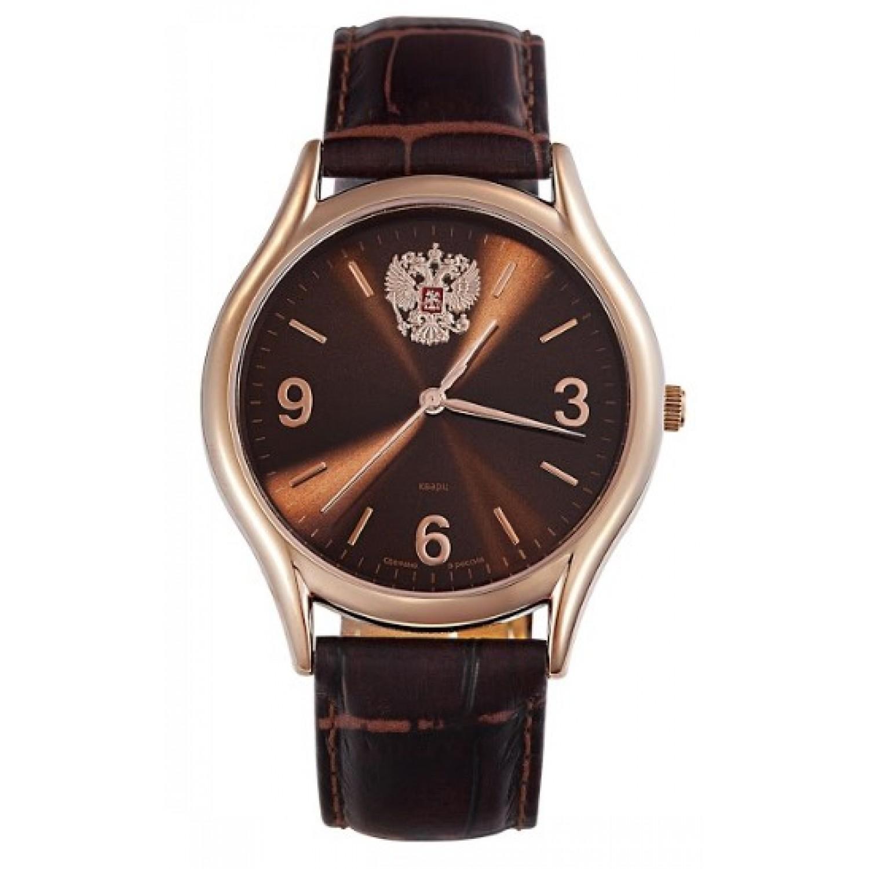 1563817/300-2036 российские мужские кварцевые часы Слава