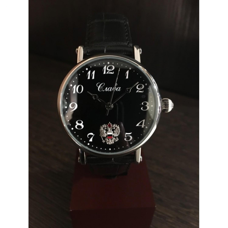 8091683/300-2409.В российские мужские механические наручные часы Слава