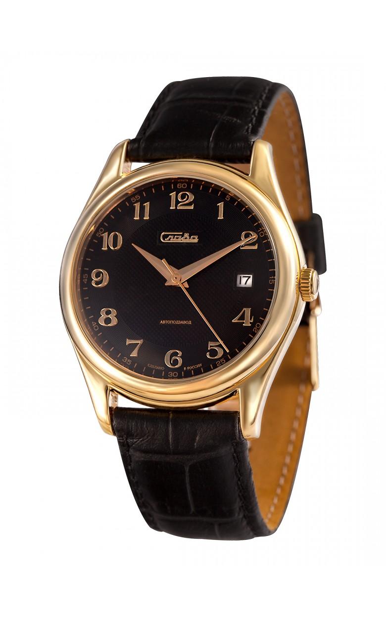 1509882/300-NH15 российские механические наручные часы Слава с сапфировым стеклом 1509882/300-NH15