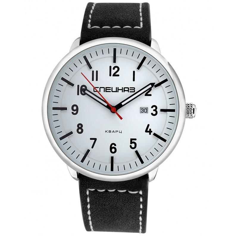 """С2961393-2115-300 Мужские кварцевые наручные часы Спецназ  """"Атака"""" С2961393-2115-300"""