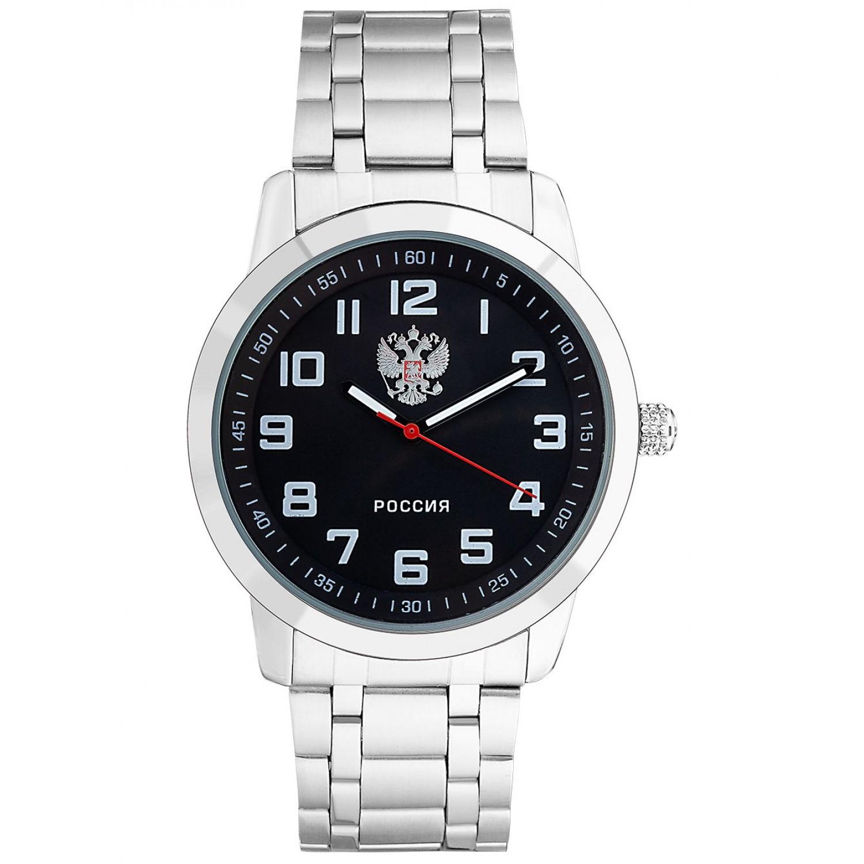 """С2971403-2115-100 Мужские кварцевые наручные часы Спецназ  """"Атака"""" С2971403-2115-100"""