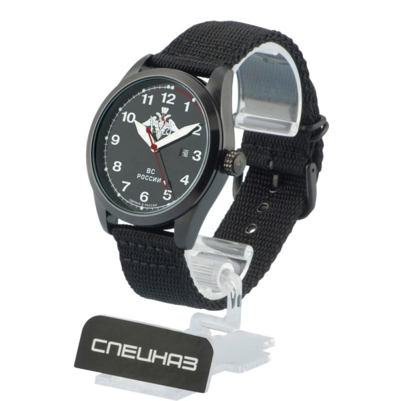 С2864326-2115-09 российские военные кварцевые наручные часы Спецназ С2864326-2115-09