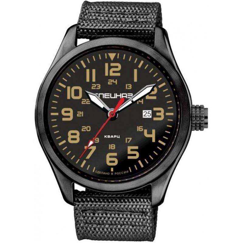 С2864347-2115-09 российские военные мужские кварцевые наручные часы Спецназ