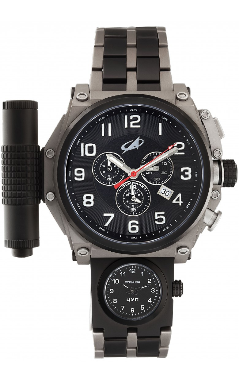 """С9155340-5130.D российские кварцевые наручные часы Спецназ """"5 Стихий"""" для мужчин  С9155340-5130.D"""