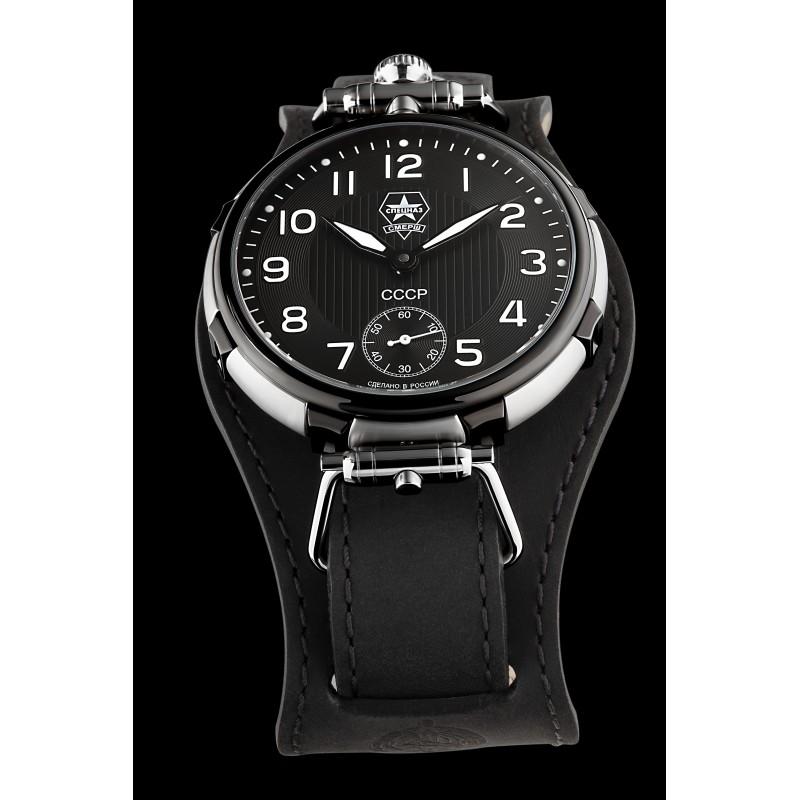 """С9450327-3603 российские тактические механические наручные часы Спецназ """"Смерш"""" С9450327-3603"""