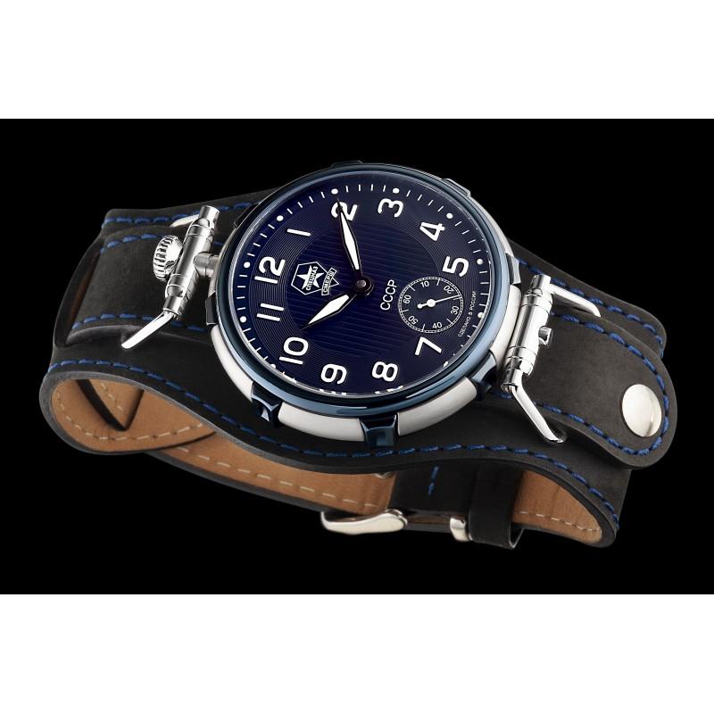 """С9457326-3603 российские тактические мужские механические наручные часы Спецназ """"Смерш"""" С9457326-3603"""