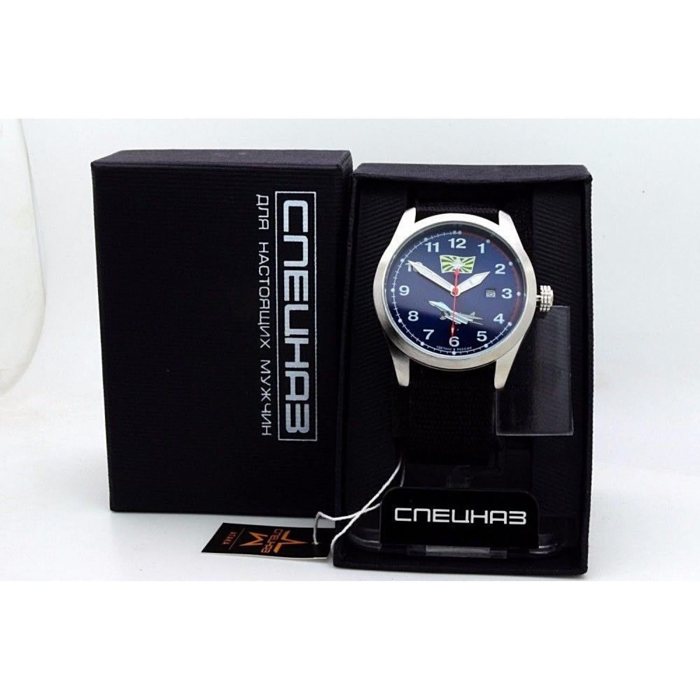 С2861343-2115-09 российские военные мужские кварцевые часы Спецназ