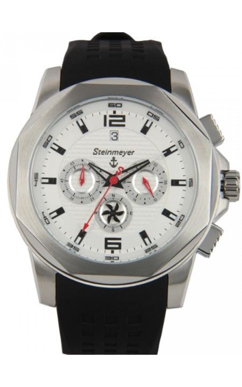 "S 032.13.23  кварцевые наручные часы Steinmeyer ""Yachting""  S 032.13.23"