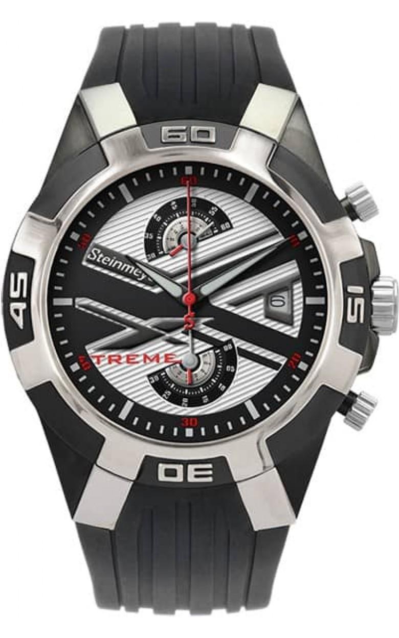 """S 052.03.23  кварцевые наручные часы Steinmeyer """"Extreme"""" для мужчин  S 052.03.23"""