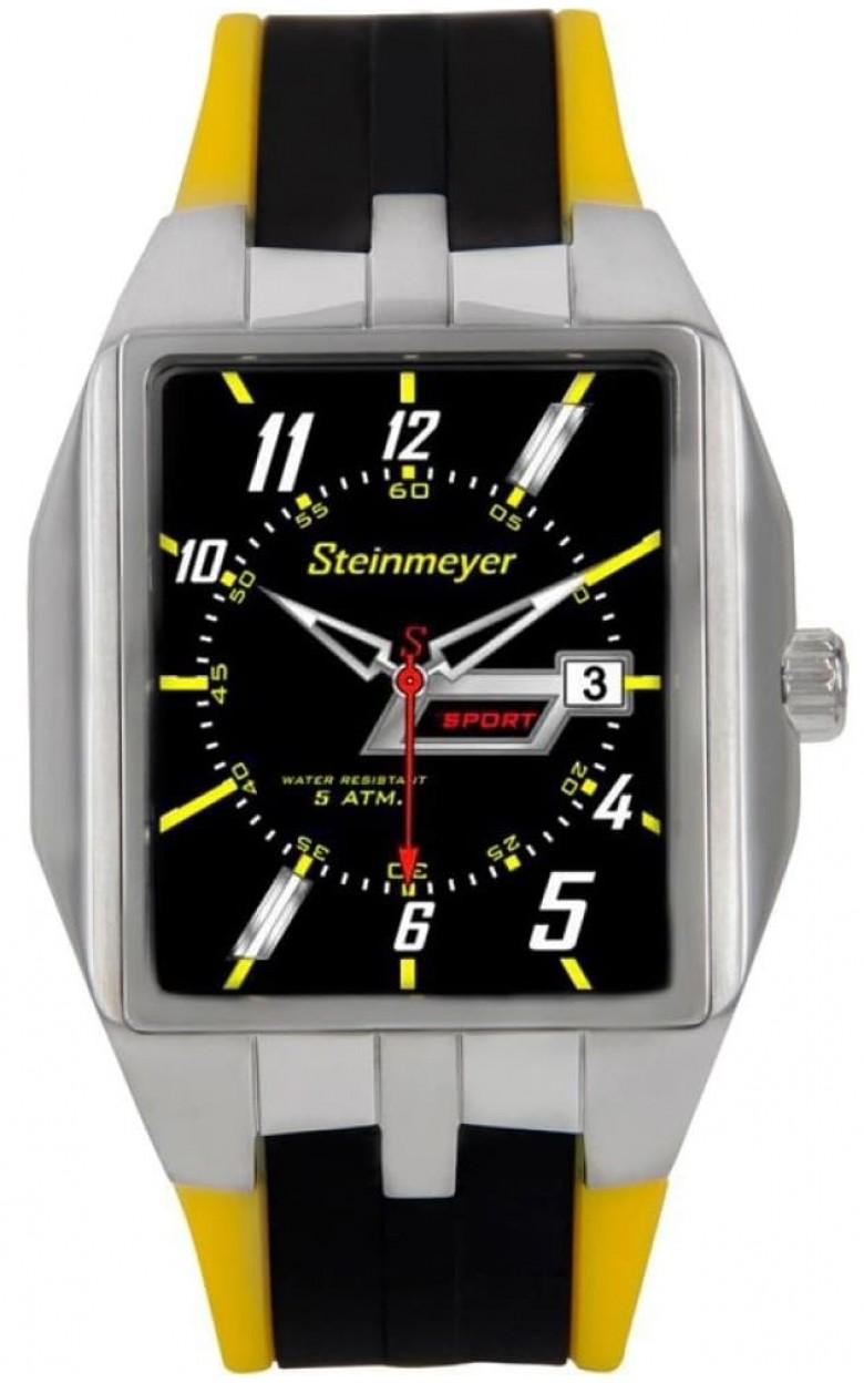 S 311.13.26  мужские кварцевые наручные часы Steinmeyer