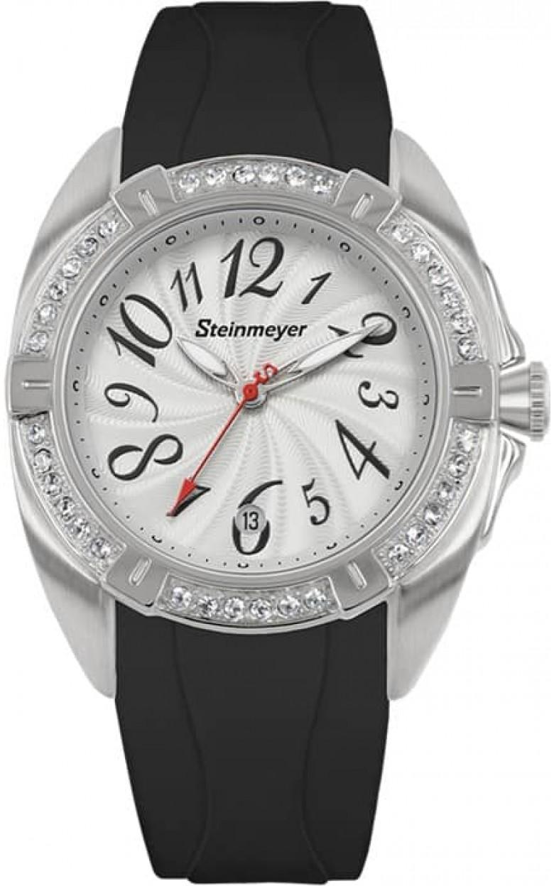 S 801.11.23  кварцевые наручные часы Steinmeyer для женщин  S 801.11.23