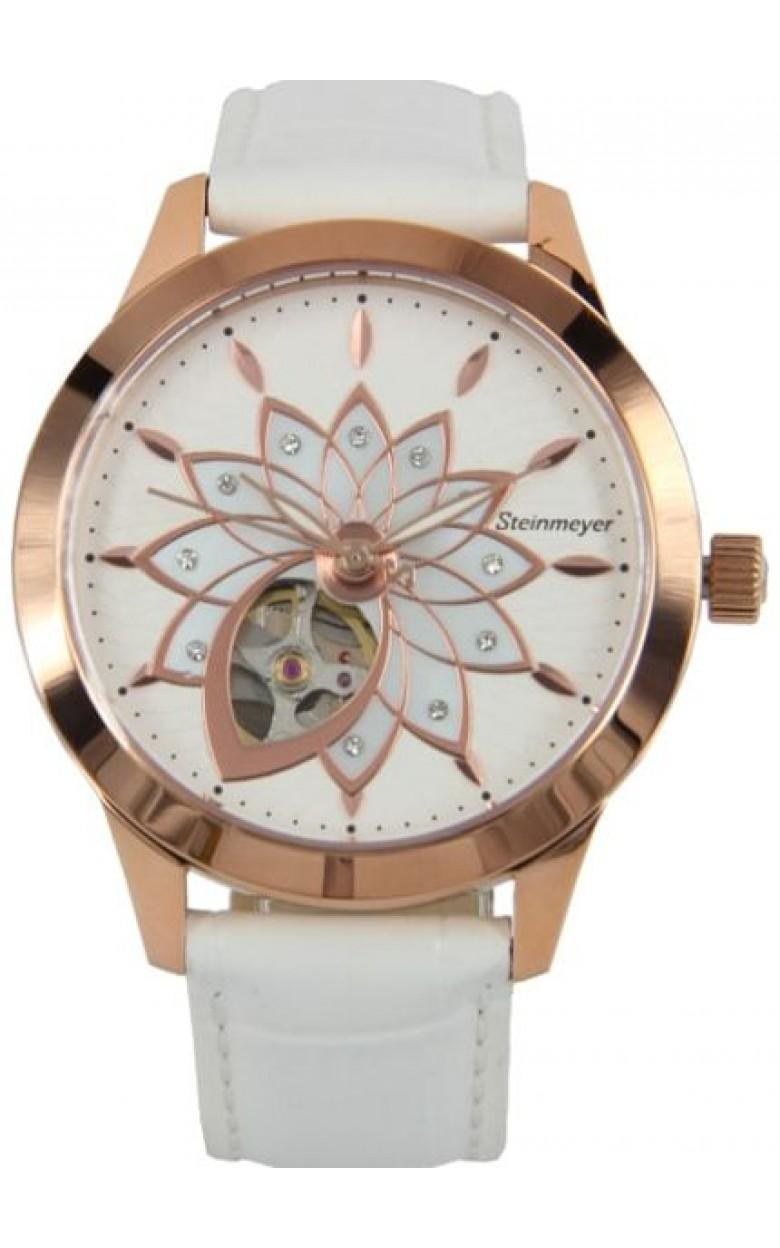 """S 262.44.33  механические наручные часы Steinmeyer """"Gymnastics"""" для женщин  S 262.44.33"""