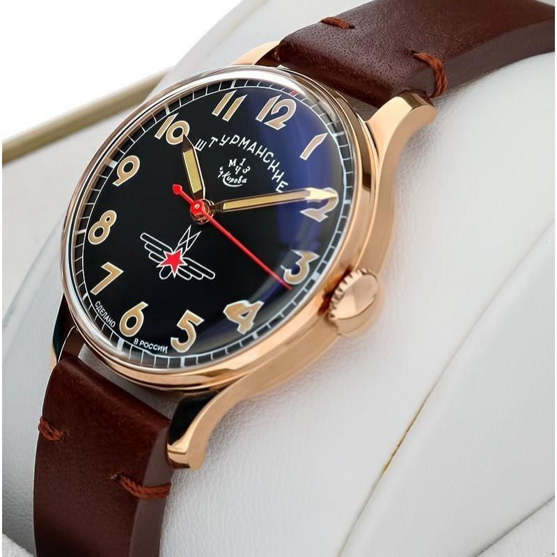 """2609/3759471  механические наручные часы Штурманские """"Гагарин"""" для мужчин  2609/3759471"""