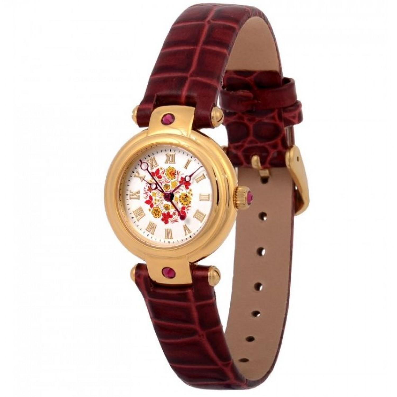 2035/5026035К1 российские кварцевые наручные часы Полёт-Стиль для женщин  2035/5026035К1