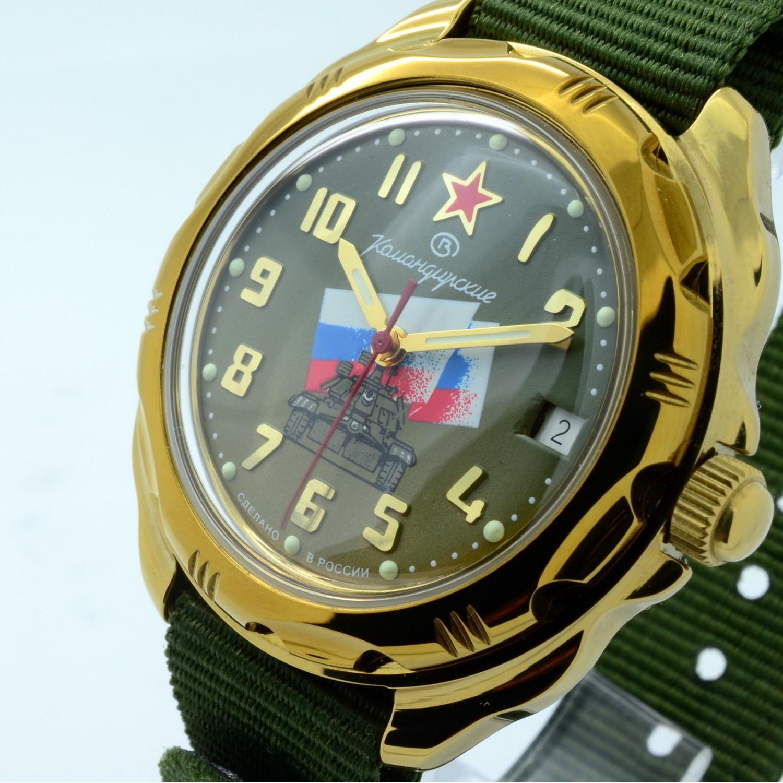 219435 российские военные мужские механические часы Восток