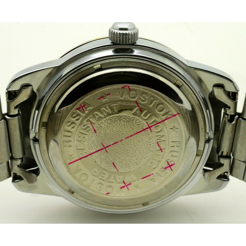 """291235/2416 российские мужские механические наручные часы Восток """"Партнёр""""  291235/2416"""