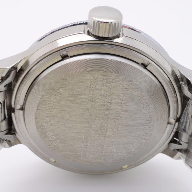 420382/2416 российские водонепроницаемые военные мужские механические часы Восток