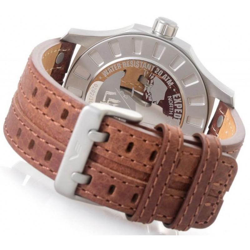 6S21/595H299  водонепроницаемые кварцевые наручные часы Vostok Europe для мужчин  6S21/595H299