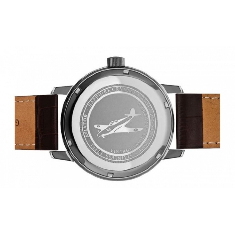 V.1.11.0.041.5 российские мужские кварцевые наручные часы Aviator