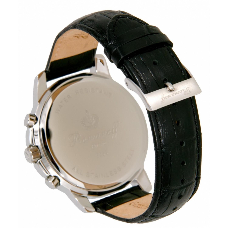 """6259G1BL российские мужские кварцевые часы Romanoff """"Фэшн""""  6259G1BL"""