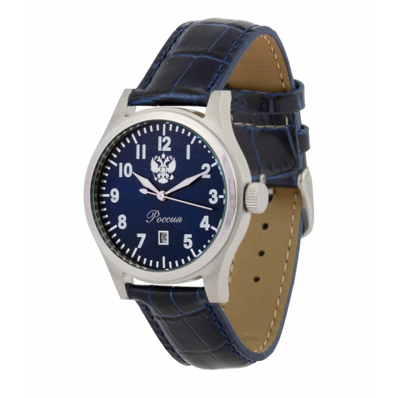 2115/2231023П российские кварцевые наручные часы Полёт-Стиль для мужчин  2115/2231023П