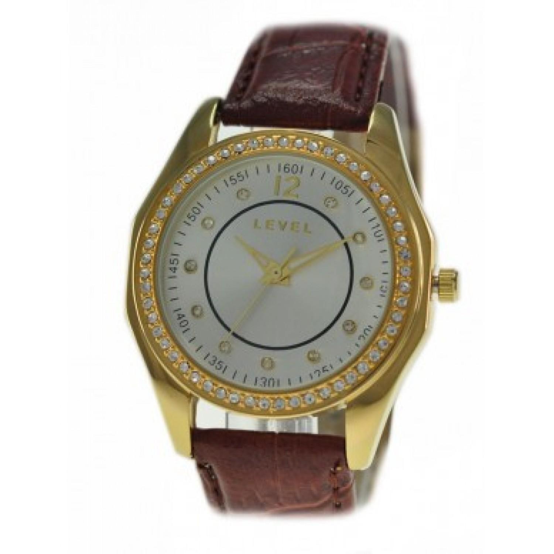 2035/7143230G российские кварцевые наручные часы Level для женщин  2035/7143230G