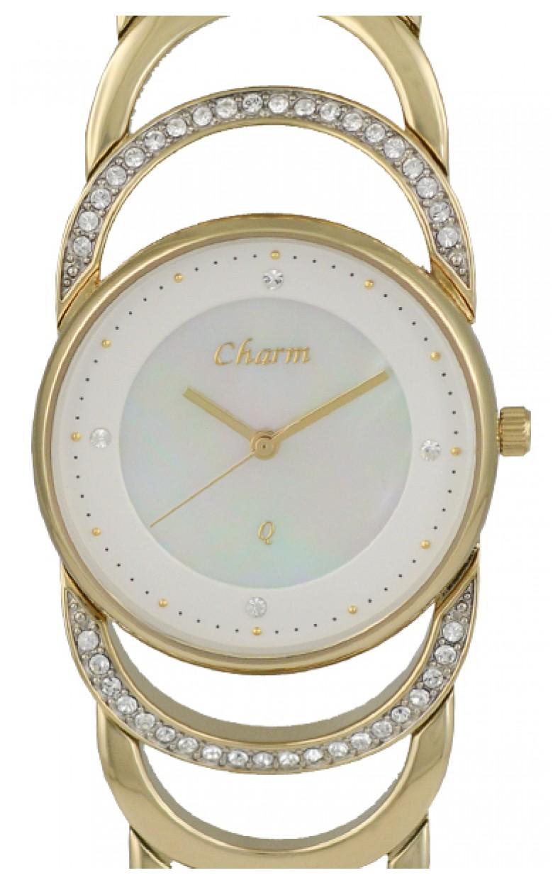 14156732 российские кварцевые наручные часы Charm для женщин  14156732