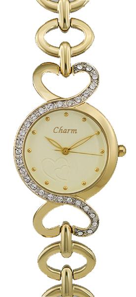 14186736  кварцевые часы Charm  14186736