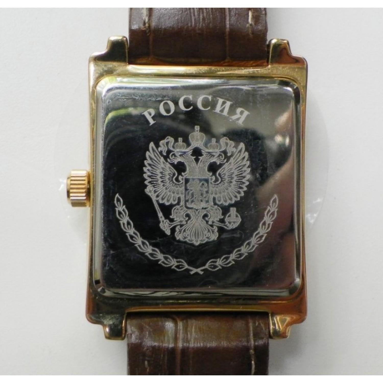 8215/5906П российские мужские механические часы Полёт-Стиль  8215/5906П