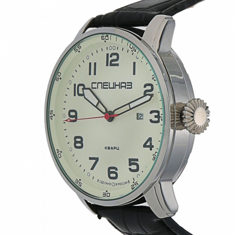 С2871331-2115-05 российские военные кварцевые наручные часы Спецназ С2871331-2115-05