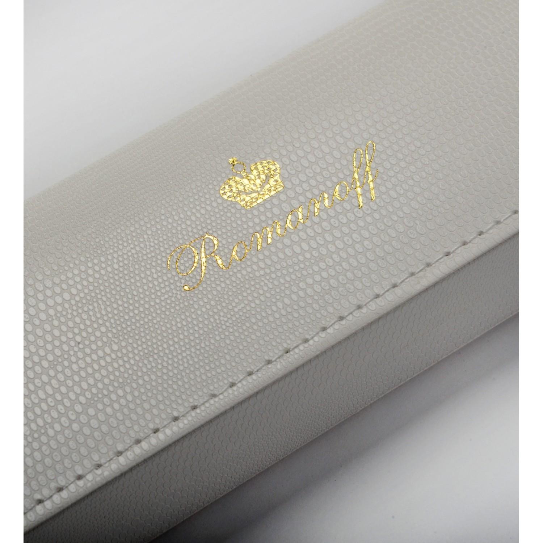 10570B6BLL российские кварцевые наручные часы Romanoff