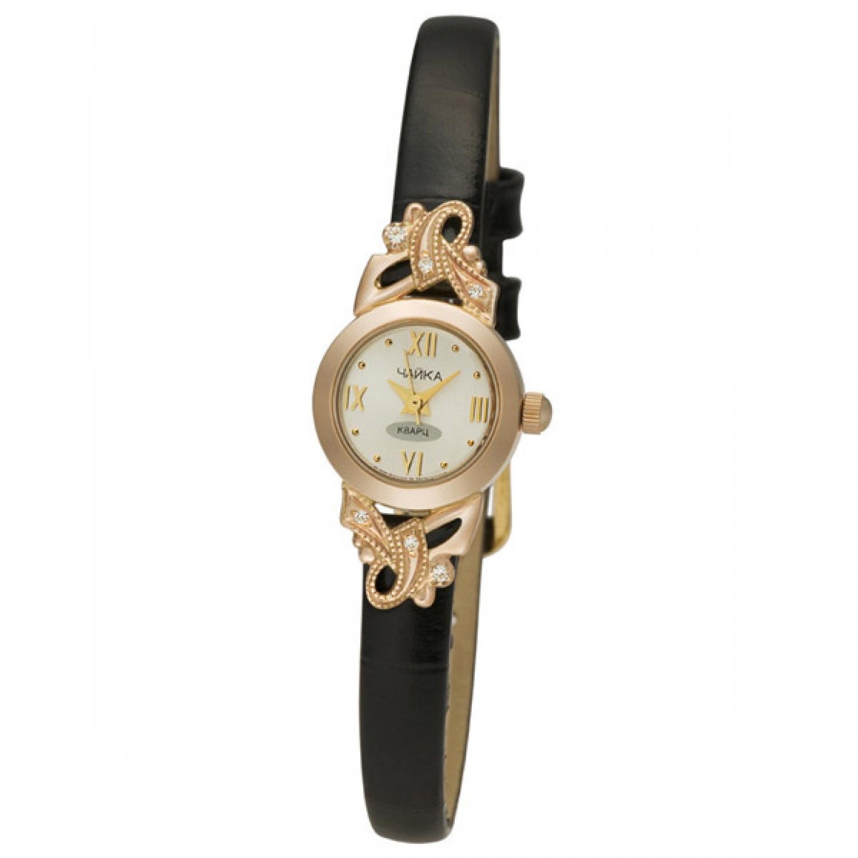 44150-156 российские золотые кварцевые наручные часы Platinor