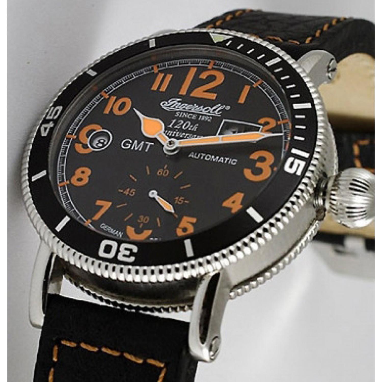 IN1501BKOR  механические наручные часы Ingersoll