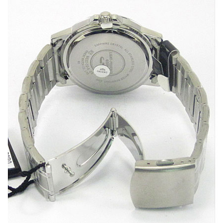 "FWE02005W0  LIGHT-PO японские кварцевые наручные часы Orient ""Light Power 4000"" для мужчин  FWE02005W0  LIGHT-PO"